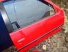 Porte complette 306 rallye rouge passager
