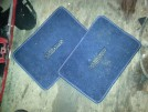Tapis (x2) de sol AR de Clio Williams